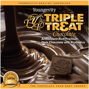 Picture of Triple Treat™ Chocolate Brochure - 25 pack